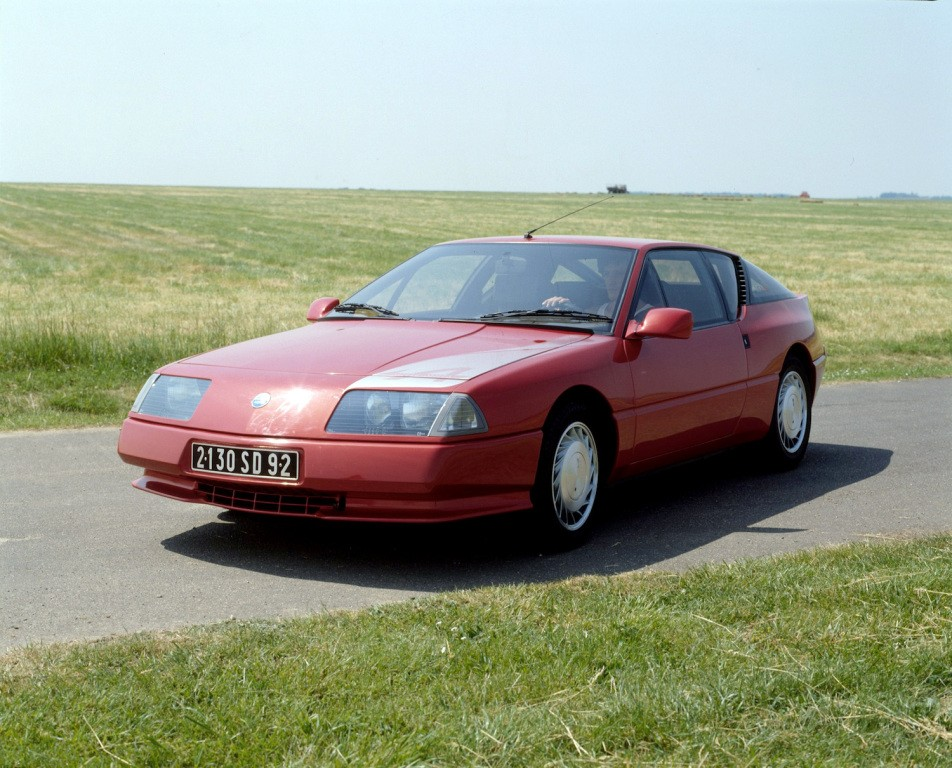 Alpine V6 Turbo Mille Miles