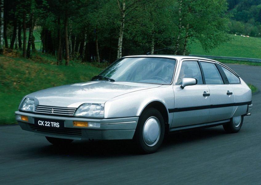 Citroën CX Série 2