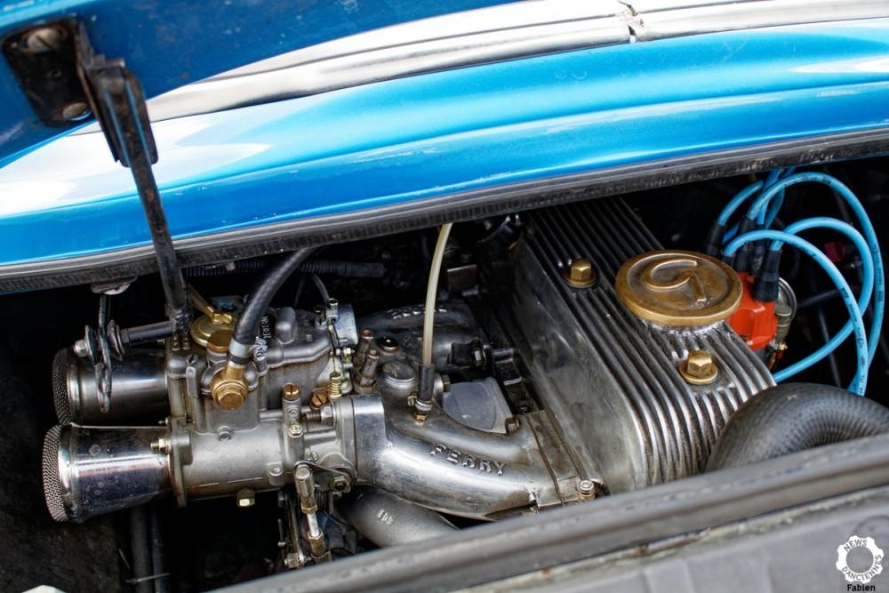 Moteur Gordini Alpine A110 GT4