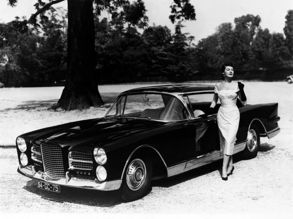Facel Vega Excellence en 1956