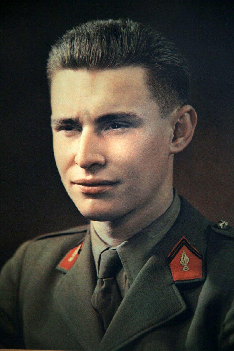 Jean Louis Renault, fils unique de Louis Renault