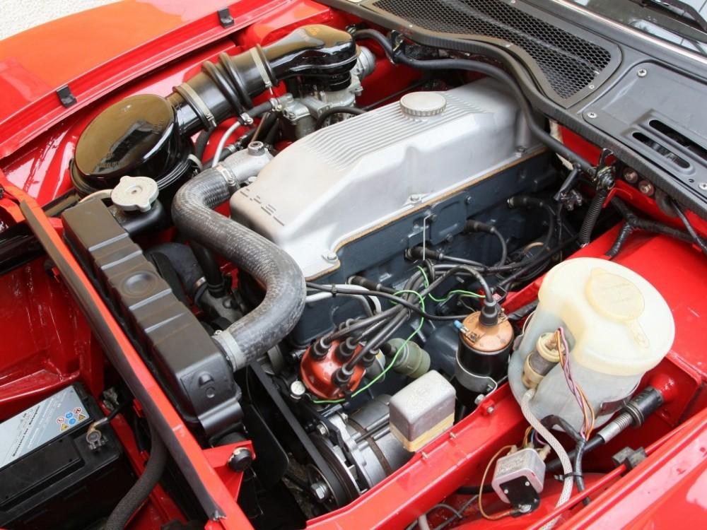 Le moteur 1900 de l'Opel GT