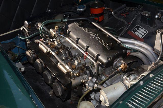 Moteur de l'ASA 1000 GT