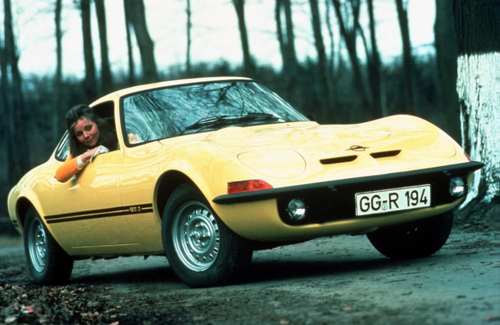 L'Opel GT/J