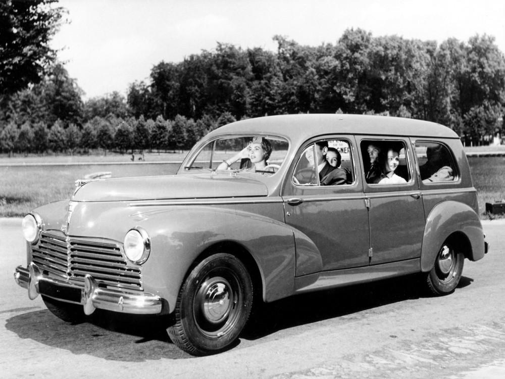 Peugeot 203 Familiale
