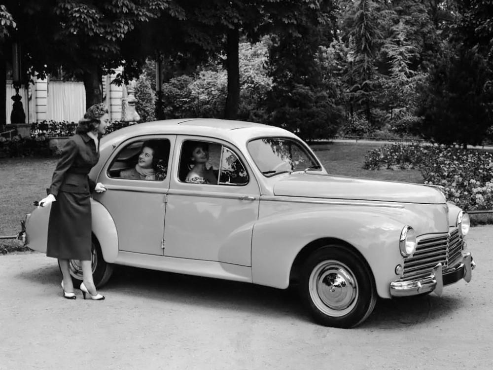 Peugeot 203 Berline