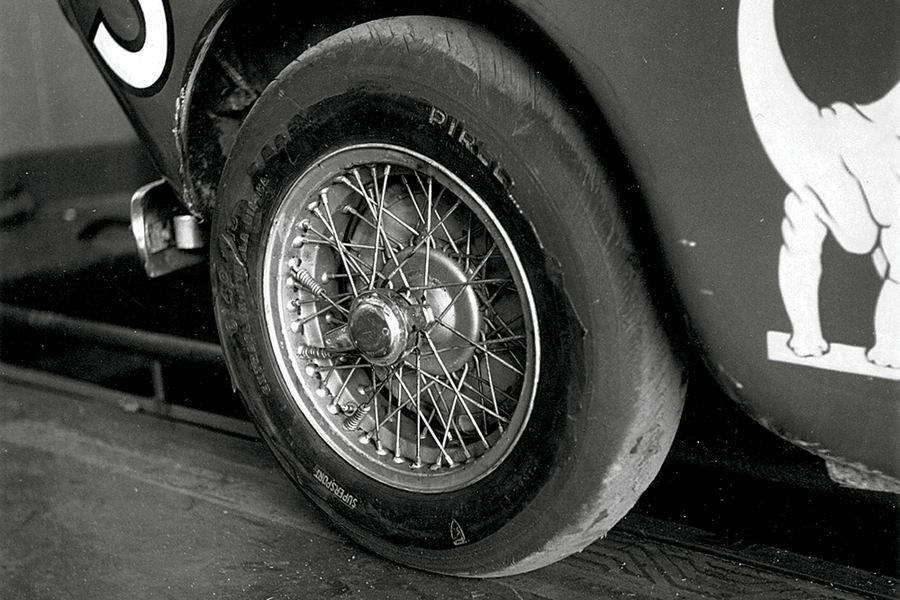 Pirelli usé