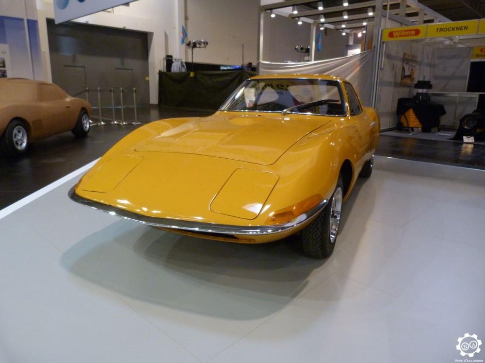 Le prototype Experimental GT