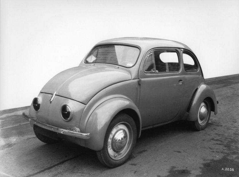 Prototype Renault 4CV