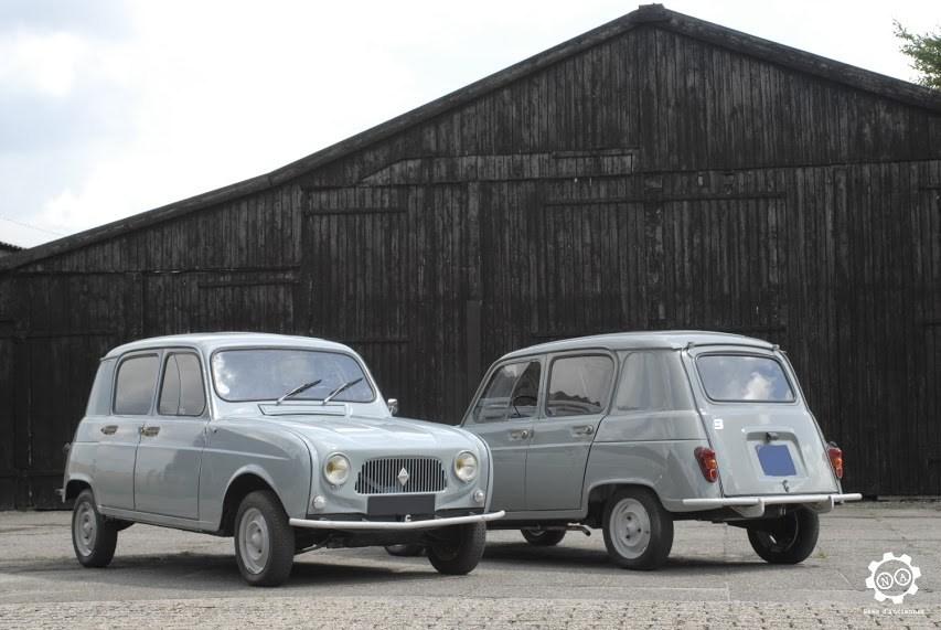 Les deux gris de Renault 3