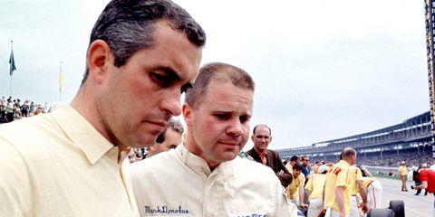 Roger Penske & Mark Donohue