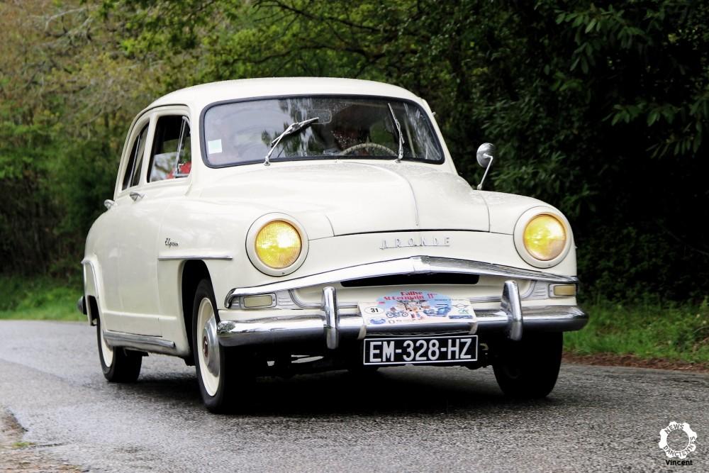 Simca Aronde 1956-1959