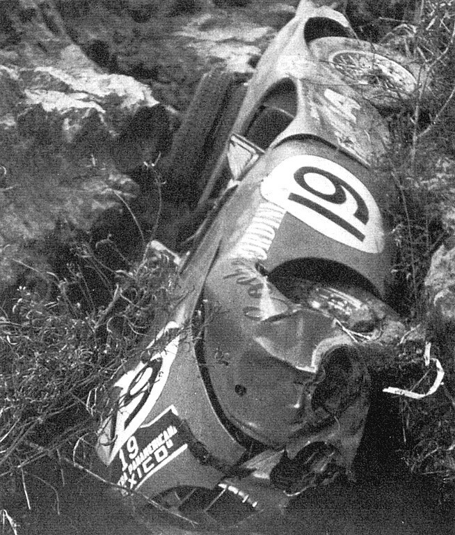 Accident Jean Behra