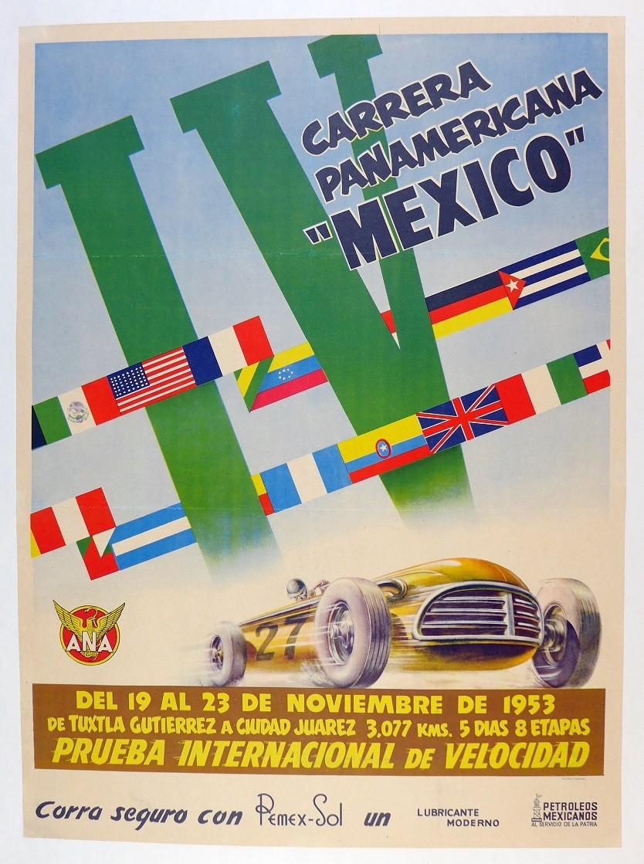Affiche 1953