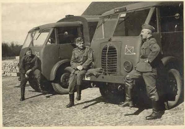 Camions Allemands