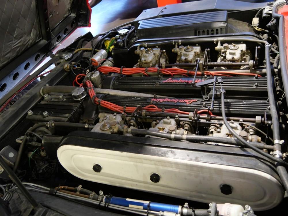moteur lambo