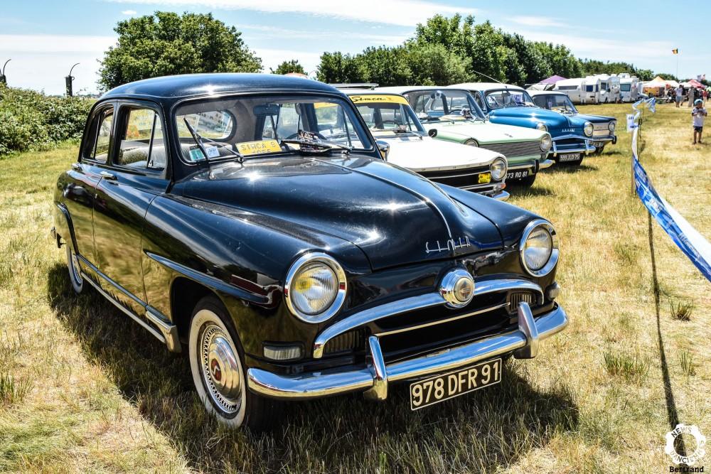 Simca 9 Aronde 1954-1956