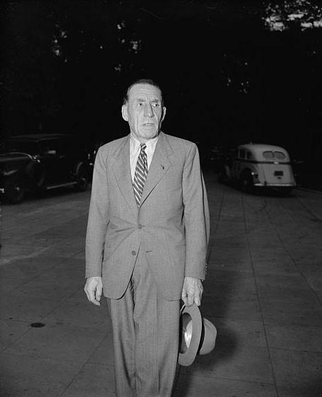 Louis Renault aux USA