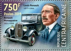 Timbre Renault