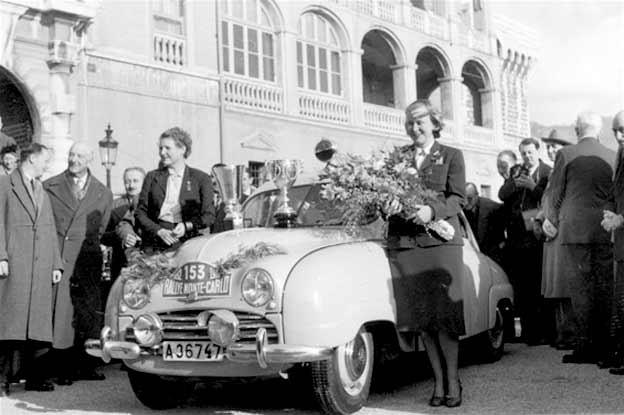 Coup d'oeil dans le rétro #8 - Des Dames et des Rallyes Partie 1